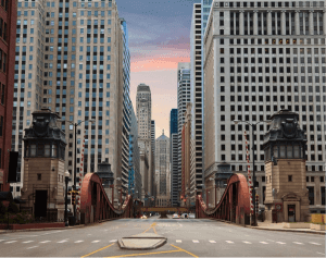 Image of downtown Chicago