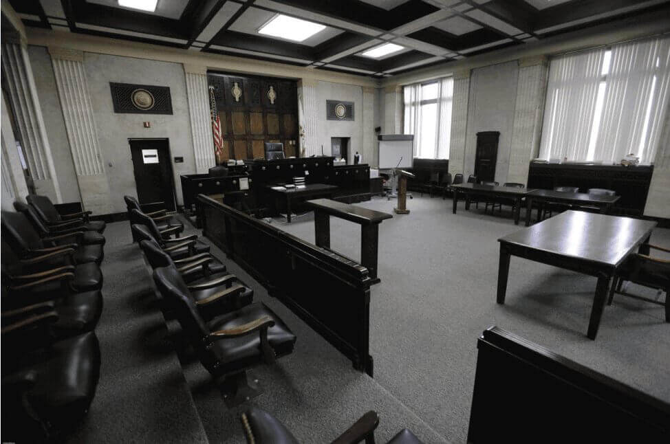 Criminal Defense Courtroom